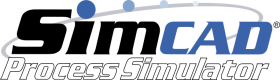 Simcad Pro Simulation Software Logo