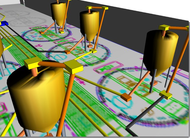 Continuous Simulation Model - simulation software