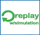 Replay with Simulation