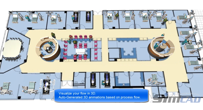 Dynamic Simulation in Healthcare