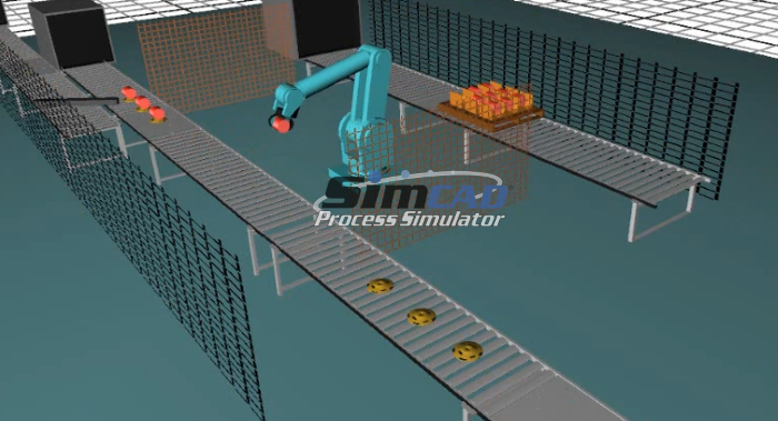 manufacturing simulation