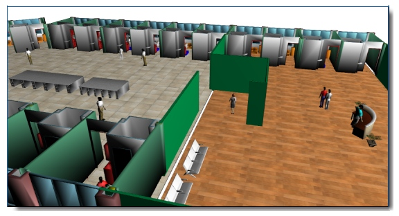 Emergency Room Emergency Department Simulation