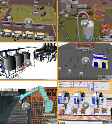 Manufacturing Modeling and Simulation Models