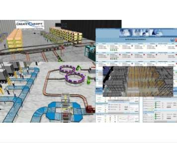 SimTrack in manufacturing Optimization & Analysis