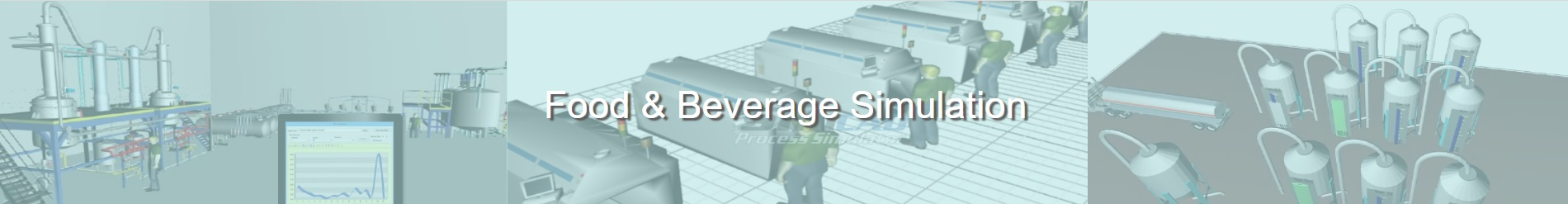 food & beverage simulation - food & beverage simulation software